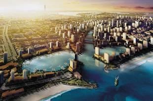 10 quick facts on Saudi Arabia's new $100 billion city
